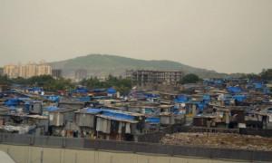 Shanty town, Mumbai