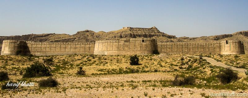 Ranikot Fort Photos Ranikot Fort is Believed to be
