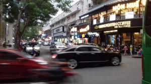 Saigon Street Scene 1